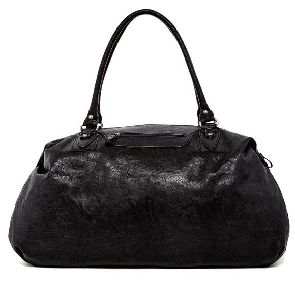 Bueno of California Chub Black Duffle Bag